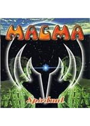Magma - Spiritual (Music CD)