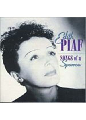 Edith Piaf - Songs Of A Sparrow (Music CD)