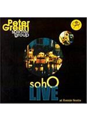Peter Green - Soho - Live At Ronnie Scotts (Music CD)