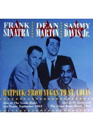 The Rat Pack - From Vegas To St Louis (Music CD)