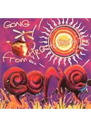 Gong - From Here To Eternitea (2 CD) (Music CD)