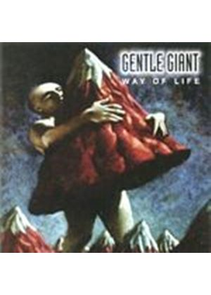 Gentle Giant - Way Of Life (Music CD)