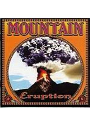 Mountain - Eruption (Music CD)