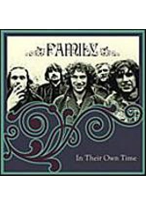Family - In Their Own Time (Music CD)