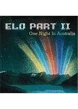 Elo - One Night In Australia (2CD)