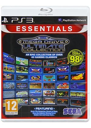SEGA Mega Drive Ultimate Collection - Essentials (PS3)