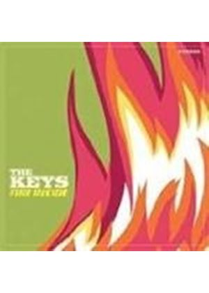 Keys - Fire Inside (Music CD)
