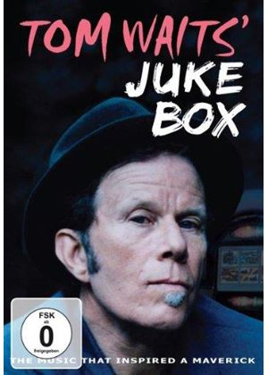 Tom Waits - Tom Waits DVD Jukebox (+DVD)