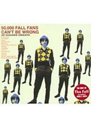 The Fall - 50,000 Fall Fans Cant Be Wrong - 39 Golden Greats (Music CD)