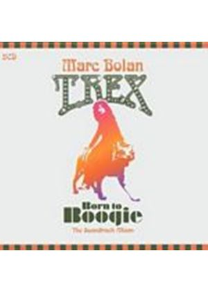 Marc Bolan And T.Rex - Born To Boogie (Music CD)