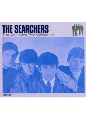 The Searchers - The Definitive Pye Collection (Music CD)