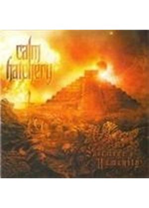 Calm Hatchery - Sacrilege Of Humanity (Music CD)