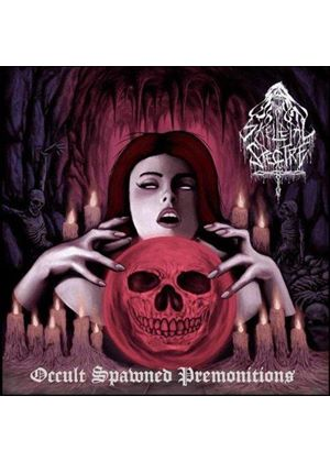 Skeletal Spectre - Occult Spawned Premonitions (Music CD)