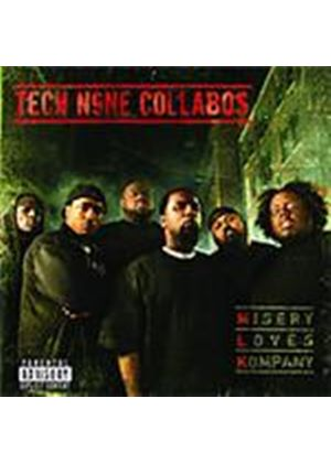 Tech N9ne - Misery Loves Kompany [PA] (Music CD)