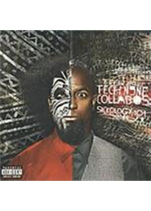 Tech N9ne - Sickology 101 (Music CD)