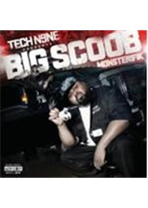 Big Scoob - Monsterifik (Music CD)