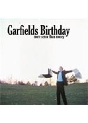 Garfield's Birthday - More Sense Than Money (Music CD)