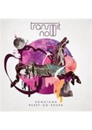 Transmit Now - Downtown Merry-Go-Round (Music CD)