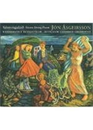 Ásgeirsson: Seven String Poem (Music CD)