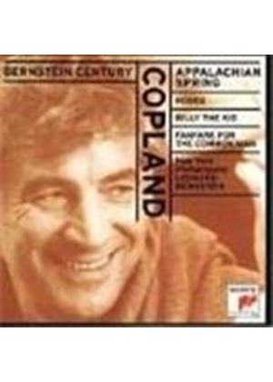 Aaron Copland - Appalachian Winter/Bernstein (Music CD)