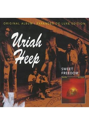 Uriah Heep - Sweet Freedom (Music CD)