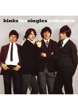 The Kinks - The Singles Collection (Music CD)