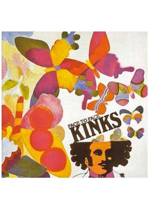 The Kinks - Face To Face (Music CD)