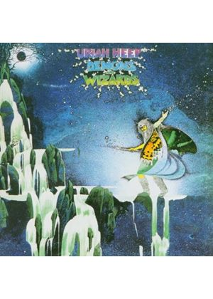 Uriah Heep - Demons And Wizards (Music CD)