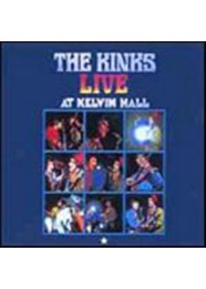 The Kinks - Live At Kelvin Hall (Music CD)