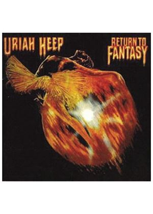Uriah Heep - Return To Fantasy [Expanded De-Luxe Edition] (Music CD)