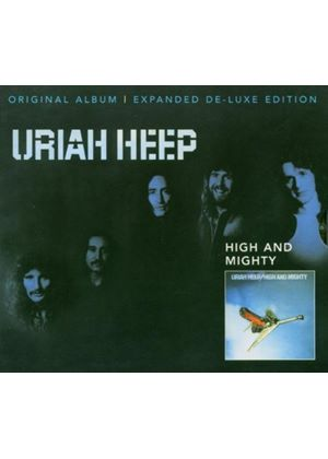 Uriah Heep - High And Mighty [Expanded De-Luxe Edition] (Music CD)