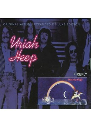 Uriah Heep - Firefly (Music CD)