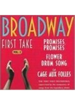 Various Artists - Broadway First Take Vol. 2 [European Import]