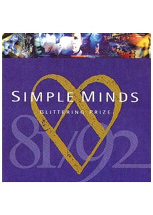 Simple Minds - Glittering Prize: Greatest Hits (Music CD)