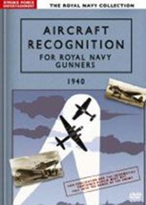 Aircraft Recognition For Royal Navy Gunners - 1940