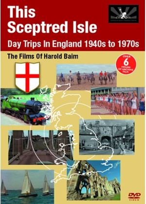 Harold Baim - This Sceptred Isle (Day Trips In England 1940s To 1970s/+DVD) (Music CD)