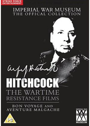 Hitchcock - The Wartime Resistance Films - Bon Voyage And Aventure Malgache