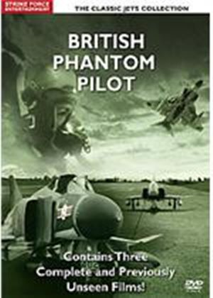 British Phantom Pilot