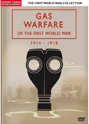 Various Artists - Gas Warfare Of The First World War (+DVD)