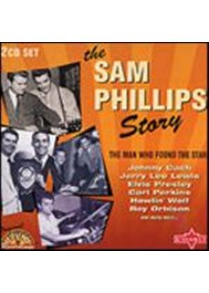 Various Artists - The Sam Phillips Story (Music CD)