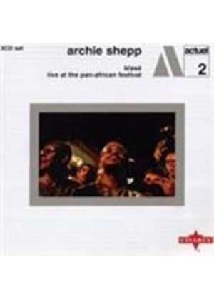 Archie Shepp - Blase/Live At The Pan-African Festival