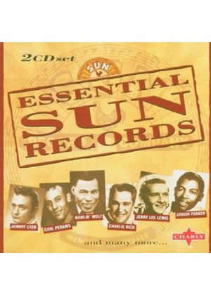 Various Artists - Essential Sun Records (Music CD)