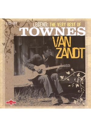Townes Van Zandt - Legend (Music CD)