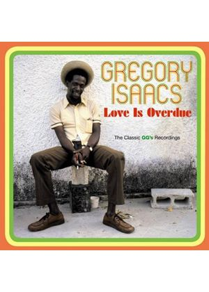 Gregory Isaacs - Love Is Overdue (Music CD)