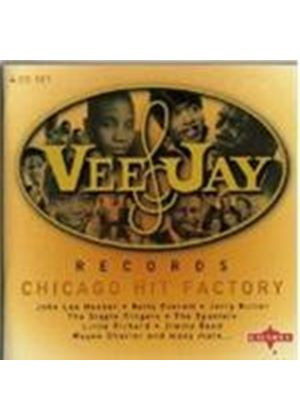 Various Artists - Vee Jay Records (Chicago Hit Factory) [Digipak] [Remastered]