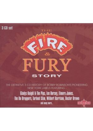 Various Artists - Fire And Fury Story, The