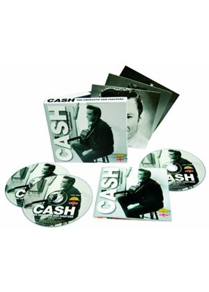 Johnny Cash - Complete Sun Masters