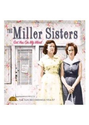 Miller Sisters - Got You On My Mind (Music CD)