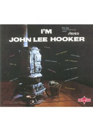 John Lee Hooker - Im John Lee Hooker (Music CD)