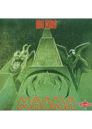 Magma - Udu Wudu (Music CD)